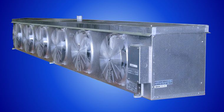 Industrial 20 Ton Refrigeration Fan Coil