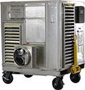 Confined Space Portable Ventilation, Cooling, Heating Carts
